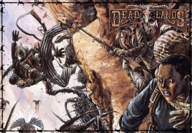 "Deadlands ""Unterwegs zum Canyon"""